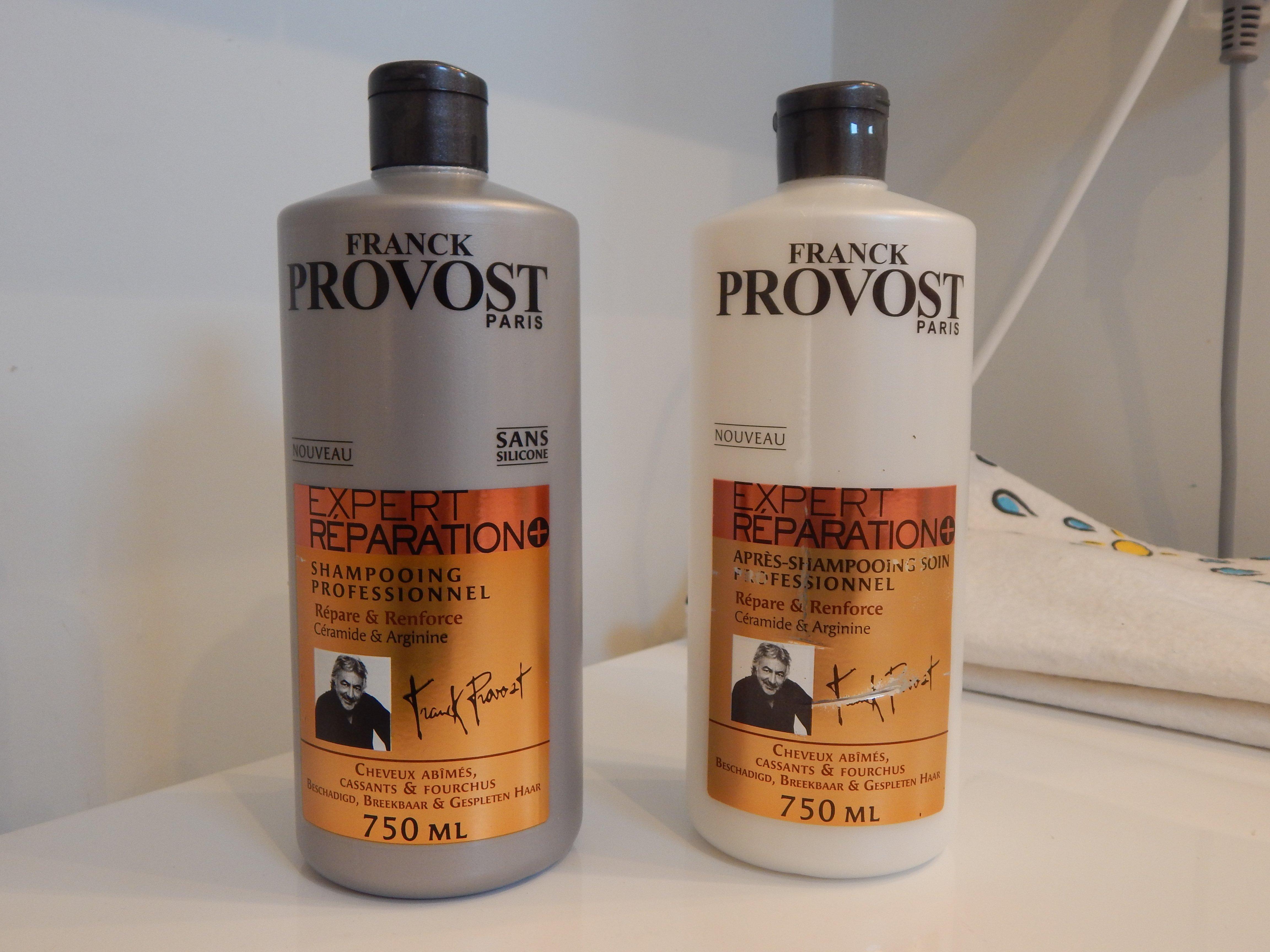 Produit Capillaire Franck Provost | Monblogsurtout